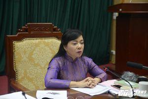 Bộ Y tế họp khẩn về sốt xuất huyết với Hà Nội