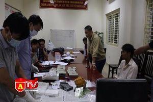 Hà Nội: Triệt phá đường dây vận chuyển 20 bánh heroin