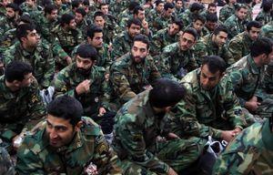 Lộ video binh sĩ Iran chiến đấu chống IS trên chiến trường Syria