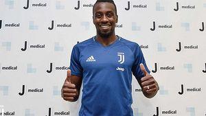 Juventus chiêu mộ thành công Blaise Matuidi