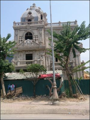 Siêu biệt thự của nữ đại gia buôn chuối tại Lào Cai đã có chủ nhân mới