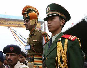 Đụng độ ở biên giới Ấn – Trung