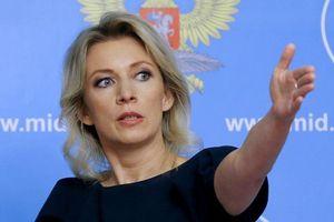 Tìm thấy vũ khí hóa học Mỹ ở Syria, Nga quy kết phương Tây hỗ trợ khủng bố