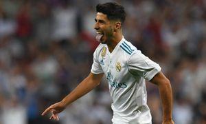 Real Madrid vs Barcelona (2-0, H1): Asensio lập siêu phẩm