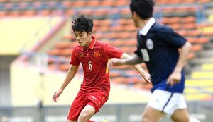Xuân Trường, Văn Hậu bị 'treo giò' ở SEA Games 29