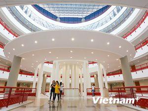 Ngắm giảng đường hiện đại nhất Việt Nam của Đại học Kinh tế Quốc dân