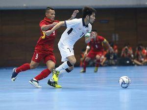 Futsal Việt Nam thua đậm trước Futsal Thái Lan ở 'chung kết sớm'