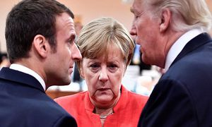 Mỹ-Châu Âu chia rẽ vì khủng hoảng Triều Tiên