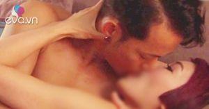"""Phim TVB bị """"ném đá"""" tơi tả vì cảnh hôn ướt át đầy phản cảm"""