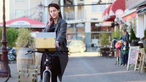 Xe đạp thông minh tự lái của Google