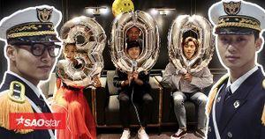Park Seo Joon và Kang Ha Neul nhí nhố mừng phim mới 'Midnight Runners' cán mốc 3 triệu lượt xem tại Hàn