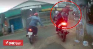 Bình Dương: Ngạt thở với màn truy đuổi những tên trộm xe máy gay cấn như trong phim