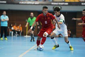 Futsal Việt Nam thua đậm Thái Lan