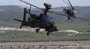 Hục hặc với Trung Quốc, Ấn Độ mua 6 trực thăng tấn công Mỹ