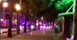 Súng nổ ở Catalan trong vụ tiêu diệt 4 kẻ tấn công
