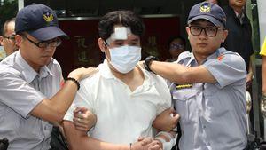 Tấn công bằng kiếm samurai ngoài nơi làm việc của lãnh đạo Đài Loan