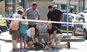 Tây Ban Nha diệt 5 kẻ khủng bố bằng chất nổ