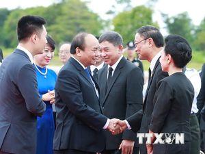 Thủ tướng Nguyễn Xuân Phúc kết thúc tốt đẹp chuyến thăm Thái Lan