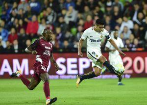 Hạ Metz, Monaco chinh phục thêm kỉ lục khủng