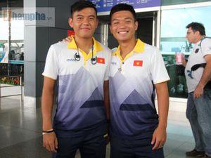 Được thưởng nóng, Hoàng Nam quyết 'gom' vàng tại SEA Games 29