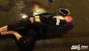 Phóng xe ngược chiều tông trực diện taxi, nam thanh niên nhập viện