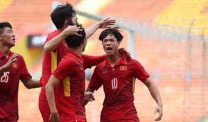 U22 Việt Nam bị thổi oan phạt đền ở trận đấu với Campuchia