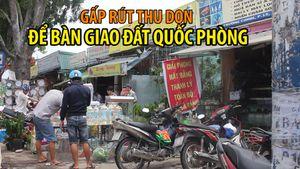 Gấp rút thu dọn để bàn giao đất quốc phòng gần Tân Sơn Nhất
