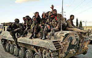 Quân đội Syria và Hezbollah đồng tâm hiệp lực khiến IS không đường thoát thân