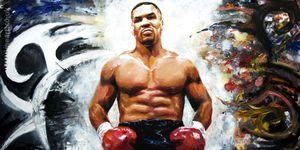 Mike Tyson: Mãnh thú sống với bản năng hoang dại
