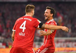 Bayern thắng 3-1 trong trận mở màn Bundesliga mùa giải mới