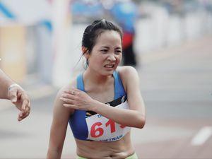 Hoàng Thị Thanh: 'Tôi xin lỗi vì không lấy được vàng'