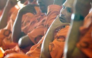 Phạm nhân kêu cứu vì bị nhồi nhét trong nhà tù khét tiếng Nam Phi