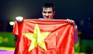 Kiếm thủ Vũ Thành An: 'Cầm cờ cho TTVN là trọng trách và niềm tự hào'