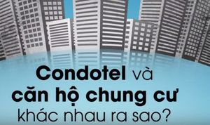 Condotel và nhà ở khác nhau như thế nào?