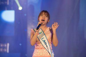 Bất ngờ trước tiếng hát ngọt ngào của thí sinh 'Tiếng hát ASEAN+3'