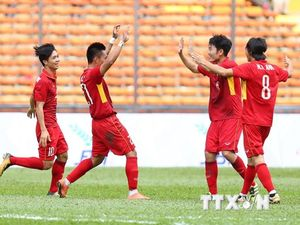 Video xem trực tiếp trận đấu U22 Việt Nam - U22 Philippines 2-0