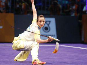 'Nữ hoàng wushu' Thúy Vi: HCV SEA Games đầu tiên & đỉnh cao chói lọi