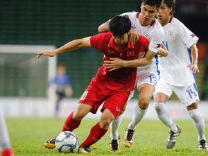 Video, kết quả bóng đá U22 Việt Nam - U22 Philippines: Đẳng cấp Công Phượng (H1)