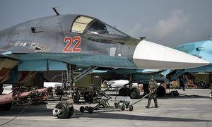 Nga phá nát kho vũ khí 'khủng' của IS ở Deir Ezzor