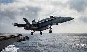 Liên quân Mỹ oanh kích dữ dội quân đội Syria ở Raqqa?