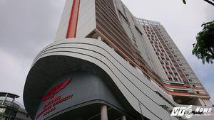 Trường Đại học Quốc tế Hồng Bàng 25 tầng trị giá 700 tỷ đồng có gì đặc biệt?