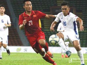 Hàng công tỏa sáng, U22 Việt Nam tiếp tục đà chiến thắng trước U22 Philippines