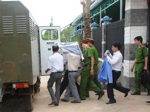 Bắt khẩn cấp nghi can đe dọa giết Chủ tịch UBND TP.Đà Nẵng