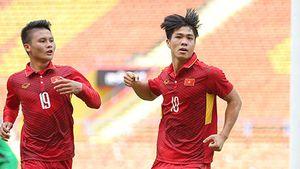 Trực tiếp bóng đá nam SEA Games 29: U22 Việt Nam vs U22 Philippines