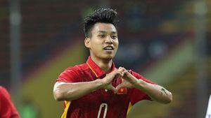 Bàn thắng của Văn Thanh vào lưới U22 Philippines