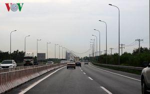 Gian nan xử lý các vi phạm trên đường cao tốc