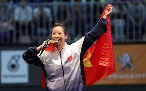 Clip: Quốc ca Việt Nam lần đầu vang lên ở đấu trường SEA Games 29