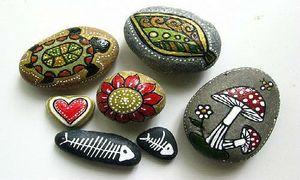 Những tác phẩm trang trí đá sống động tuyệt đẹp