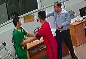 Chủ tịch phường lăng mạ, đánh tới tấp nữ bác sĩ Bệnh viện 115 Nghệ An