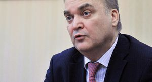 Tổng thống Putin bổ nhiệm tân Đại sứ Nga tại Mỹ